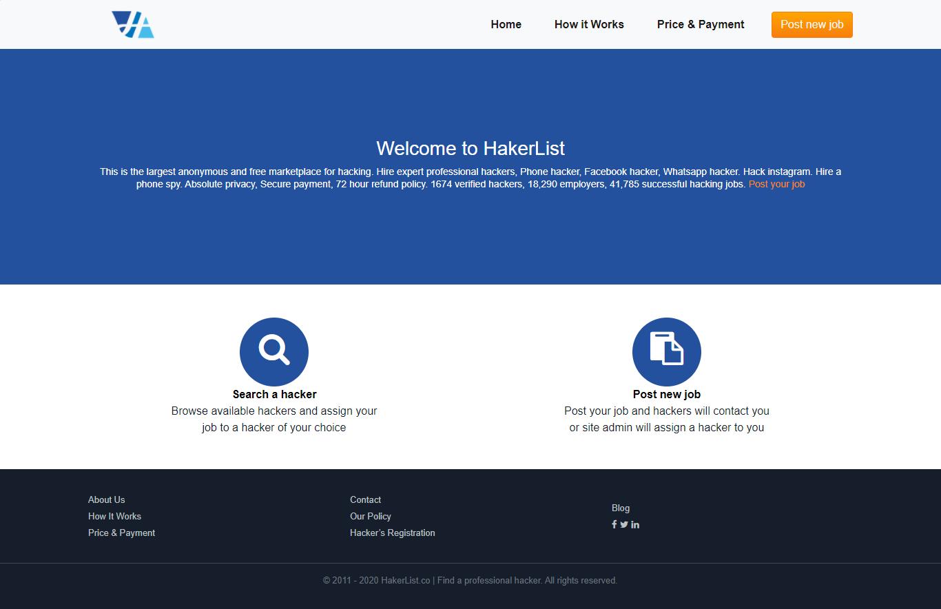 hackerslist.com